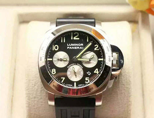 沛納海 Panerai LUMINOR系列Pam00162 搭載ETA7753自動機械機芯