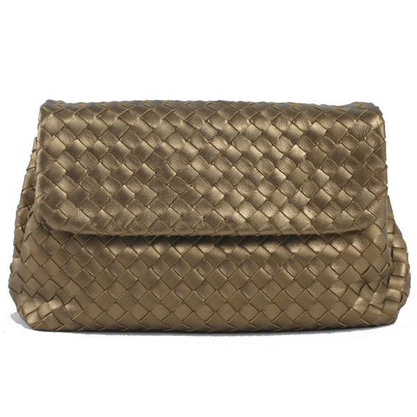 Bottega Veneta-3589-copper-手拿包