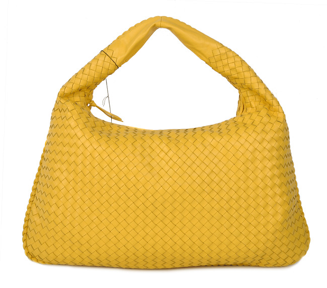 Bottega Veneta-5092-yellow-手提包