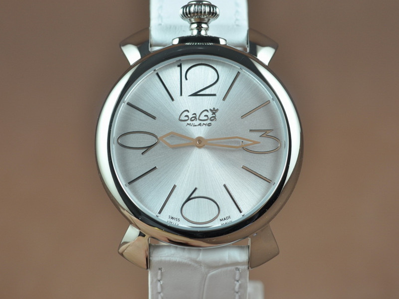 女神卡卡 GAGA 、38mm x 8.3mm、350Milano 38mm Japanese GL20 Quartz