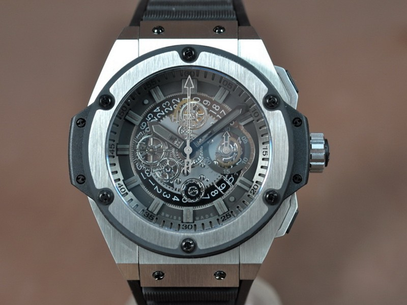 御博 Hublot Big Bang King Power Limited A-7750自動機芯搭載
