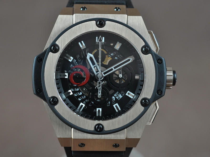 御博 Hublot Big Bang King Power A-7750 自動機芯搭載