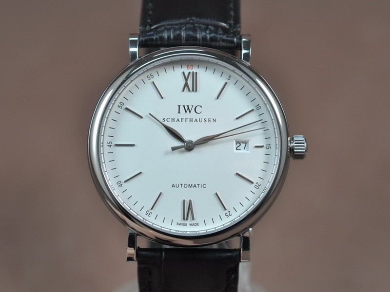 IWC Portofino Asian 2892 自動機芯搭載