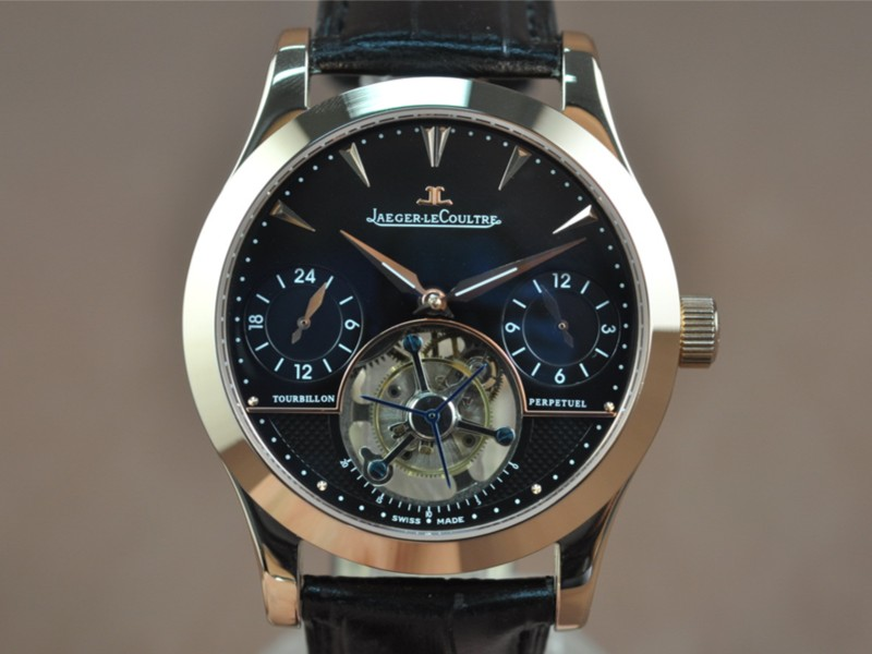 積家 Jaeger LeCoultre Master Real Tourbillon Flying Tourbillon