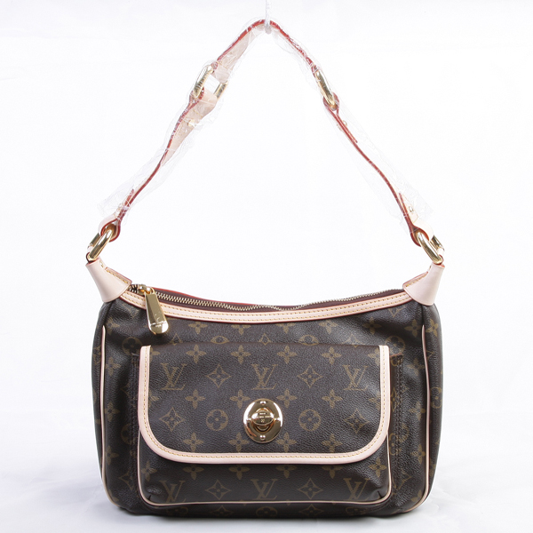 LouisVuitton-M40077手提包