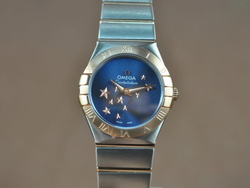 歐米茄 Omega Constellation 27mm Swiss Quartz
