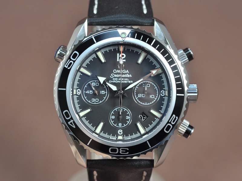 歐米茄 Seamaster Chrono SS/LE Asian 7750 自動機芯搭載