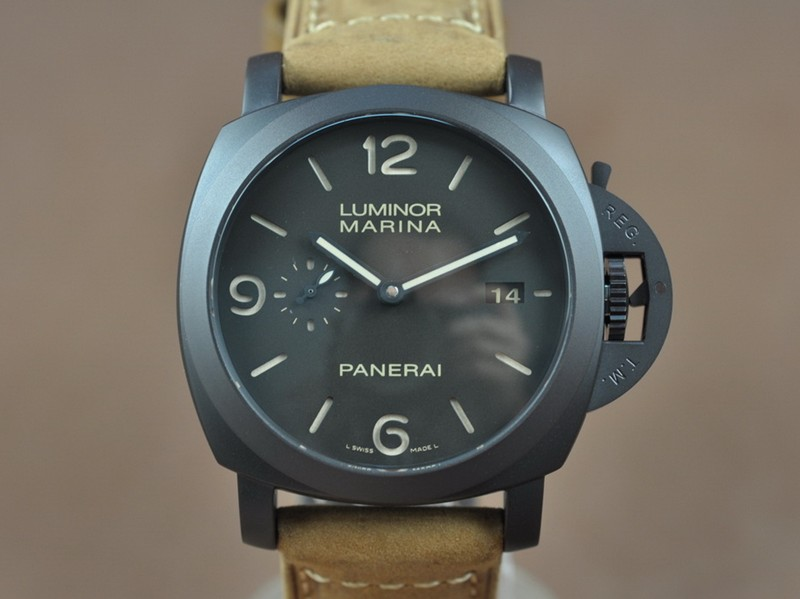 沛納海 Panerai PAM386 M Composite P.9000 Movement