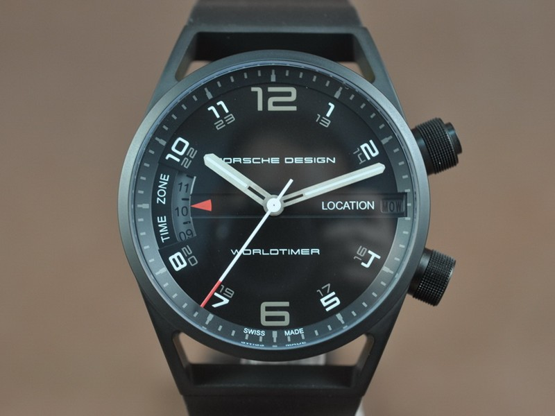 保時捷 Porsche Design Performance P6750 Worldtimer