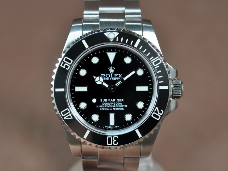 勞力士 Rolex Submariner(Best Version) Black Ceramic Bezel A-3131 自動機芯搭載