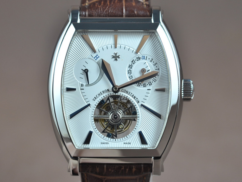 江詩丹頓 Vacheron Constantin Malte Tourbillon Asian 手上鏈搭載