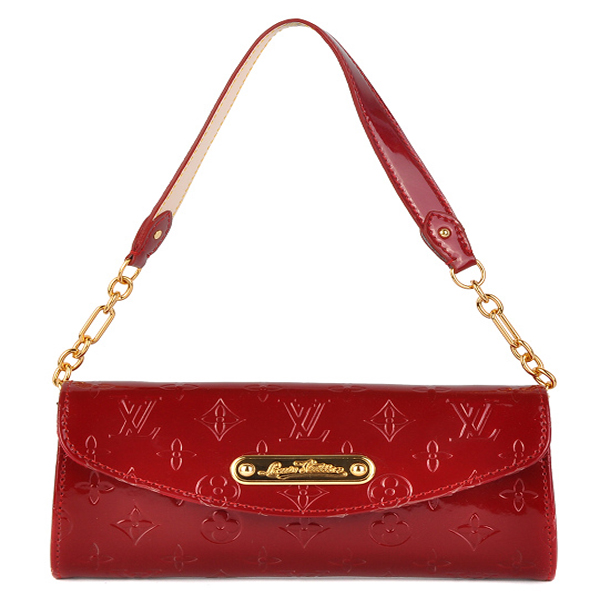 LouisVuitton-93543-dark-red-深紅-手提包