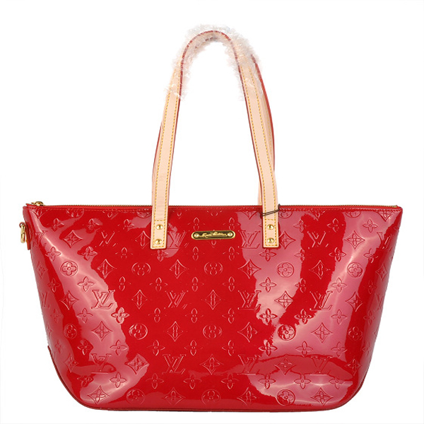 LouisVuitton-93589-red-紅色-手提包