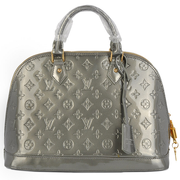 LouisVuitton-93595-silver-gray-銀灰-手提包