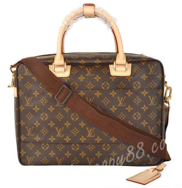 LouisVuitton-M23252-brown手提包