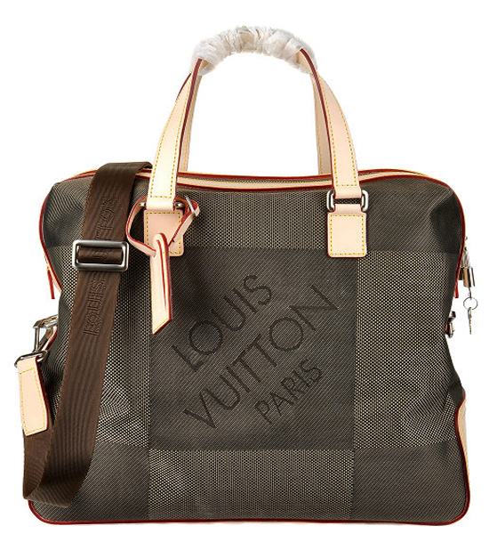 LouisVuitton-M41136-co-大格子帆布-手提包