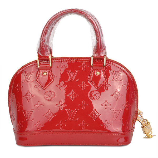 LouisVuitton-M91606-red-紅色-手提包