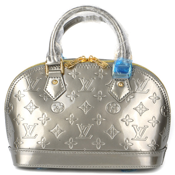 LouisVuitton-m91606-si-銀色-手提包