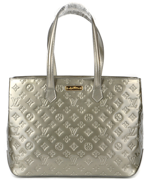 LouisVuitton-m91645-si-銀色-手提包