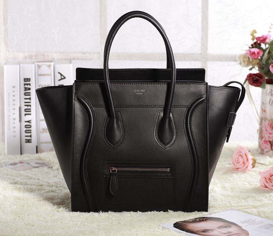 Celine Small Square Luggage冏臉包 熱銷中